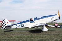 D-ECIC @ EDMT - Klemm Kl.35D-160 [2013] Tannheim~D 23/08/2013 - by Ray Barber