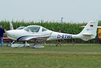 D-ETWL @ EDMT - Aquila A.210 (AT01) [AT01-106] Tannheim~D 24/08/2013 - by Ray Barber
