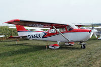 D-EAEX @ EDMT - R/Cessna F.172N Skyhawk [2027] Tannheim~D 23/08/2013 - by Ray Barber
