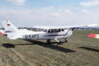 D-EAPZ @ EDMT - Cessna 172R Skyhawk [172-80269] Tannheim~D 23/08/2013 - by Ray Barber