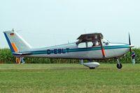 D-EBLT @ EDMT - Cessna 172B Skyhawk [172-48473] Tannheim~D 24/08/2013 - by Ray Barber