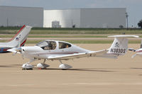N303DS @ AFW - At Fort Worth Alliance Airport