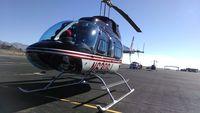 N630GJ @ KHII - Post-Thanksgiving weekend parking at Lake Havasu