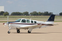 N25UP @ AFW - At Alliance Airport - Fort Worth, TX