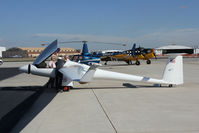 N137VT @ FTW - AOPA Airportfest 2013 at Meacham Field - Fort Worth, TX - by Zane Adams