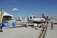 N282CA @ FTW - AOPA Airportfest 2013 at Meacham Field - Fort Worth, TX
