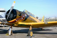 62975 @ LFBO - North American T-6G Texan (cn 168-79), Les Ailes Anciennes Toulouse-Blagnac - by Yves-Q