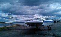 CF-XBL @ CPU6 - On tarmac at Deseronto airport - by Dave Carnahan