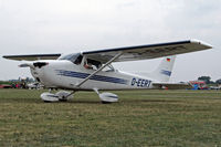 D-EERT @ EDMT - R/Cessna F.172M Skyhawk [1416] Tannheim~D 24/08/2013 - by Ray Barber