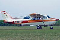 D-EEWY @ EDMT - R/Cessna F.172M Skyhawk [0956] Tannheim~D 24/08/2013 - by Ray Barber
