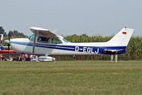 D-EGLJ @ EDMT - Cessna 172P Skyhawk [172-76144] Tannheim~D 24/08/2013 - by Ray Barber