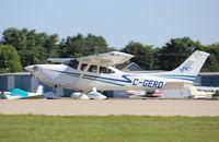 C-GERD @ KOSH - Cessna T182T - by Mark Pasqualino