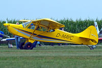 D-MAYC @ EDMT - Zlin Aviation Savage Cruiser [Unknown] Tannheim~D 24/08/2013 - by Ray Barber