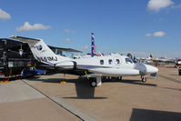 N561MJ @ FTW - At AOPA Airportfest 2013 - Fort Worth, TX