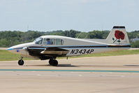 N3434P @ GKY - At Arlington Municipal Airport