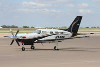N346P @ AFW - At Alliance Airport - Fort Worth, TX