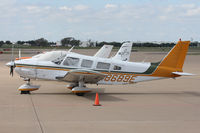 N8689E @ AFW - At Alliance Airport - Fort Worth, TX