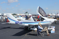 N871JS @ FTW - At AOPA Airportfest 2013 - Fort Worth, TX