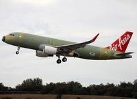 F-WWBS @ LFBO - C/n 5824 - For AirAsia as 9M-AQW - by Shunn311
