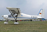 D-MOKK @ EDMT - Comco Ikarus C-42 Cyclone [9712-6072] Tannheim~D 24/08/2013 - by Ray Barber