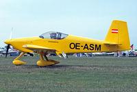 OE-ASM @ EDMT - Van'S RV-7A [73301] Tannheim~D 24/08/2013