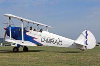 D-MRAC @ EDMT - Platzer Kiebitz B2 [142] Tannheim~D 24/08/2013 - by Ray Barber