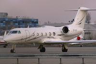 OH-GIV @ VIE - Airfix Aviation Gulfstream G450