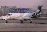 9H-IMW @ VIE - Avcon Jet Malta Embraer135 - by Thomas Ramgraber