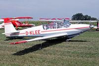 D-KLEE @ EDMT - Sportavia RF-5 [5076] Tannheim~D 23/08/2013 - by Ray Barber