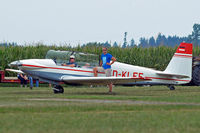 D-KLEE @ EDMT - Sportavia RF-5 [5076] Tannheim~D 24/08/2013. - by Ray Barber