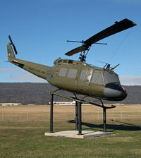 70-16469 @ MUI - This iconic helicopter is not on display at the Pennsylvania National Guard Military Museum. - by Daniel L. Berek