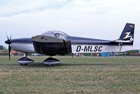 D-MLSC @ EDMT - Zenair CH.601D Zodiac [6-9271] Tannheim~D 24/08/2013 - by Ray Barber