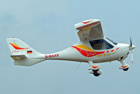 D-MAXX @ EDMT - Flight Design CT-SW [07-10-23] Tannheim~D 24/08/2013 - by Ray Barber