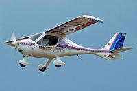 D-MSLI @ EDMT - Flight Design CT-SW [04-04-02] Tannheim~D 24/08/2013 - by Ray Barber