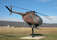 68-17204 @ MUI - This helicopter is now on display at the Pennsylvania National Guard Military Museum, Fort Indiantown Gap. - by Daniel L. Berek