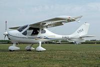 D-MIZY @ EDMT - Flight Design CT-LS [F-08-05-04] Tannheim~D 24/08/2013 - by Ray Barber