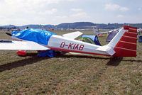 D-KIAB @ EDMT - Scheibe SF-25C Falke 2000 [44439] Tannheim~D 23/08/2013 - by Ray Barber