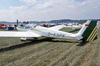 D-KSPK @ EDMT - Scheibe SF-25C Rotax-Falke [44635] Tannheim~D 23/08/2013 - by Ray Barber