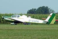 D-KSPK @ EDMT - Scheibe SF-25C Rotax-Falke [44635] Tannheim~D 24/08/2013 - by Ray Barber