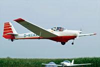 D-KCAA @ EDMT - Scheibe SF-25C Rotax-Falke [44620] Tannheim~D 24/08/2013 - by Ray Barber