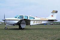 D-EIGO @ EDMT - Beech F33A Bonanza [CE-1720] Tannheim~D 23/08/2013 - by Ray Barber