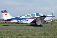 D-EWIM @ EDMT - Beech F33A Bonanza [CE-1388] Tannheim~D 23/08/2013 - by Ray Barber