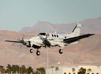 C-GTVU @ KLAS - Landing KLAS.