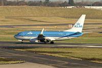 PH-BGM @ EGBB - KLM B737 at Birmingham UK