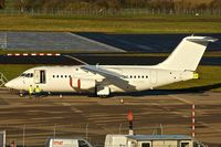 G-LENM @ EGBB - 1995 British Aerospace Avro RJ85, c/n: E.2273 at Birmigham