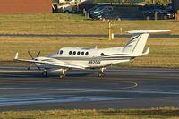 N820DL @ EGBB - Raytheon Aircraft Company B200, c/n: BB-1820