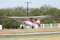 N5049G @ FWS - Landing at Northwest Regional