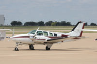 N45FM @ AFW - At Alliance Airport - Fort Worth, TX