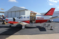 N850HR @ FTW - At the AOPA Airportfest 2013 - Fort Worth, TX