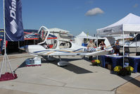 N473DS @ FTW - At the AOPA Airportfest 2013 - Fort Worth, TX